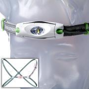 Ledlenser linterna frontal recargable Neo 6R verde, 240 lúmenes