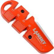 Lansky C-Sharp ceramic sharpener for on the road