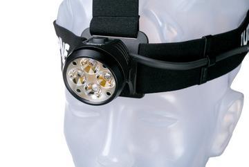 Lupine Wilma RX 7 head torch, 3200 lumens