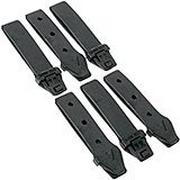 Maxpedition TacTie PJC3BLK Polymer Joining Clips AGR MOLLE-clips, six piece