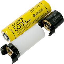NiteCore 21700 Intelligent Battery System Akku, Powerbank und Lampe
