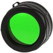 Nitecore filtro, verde, 34 mm
