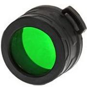 Filtre NiteCore, vert, 40 mm