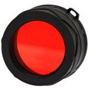 Filtre NiteCore, rouge, 34 mm