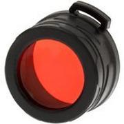 Filtre NiteCore, rouge, 40 mm