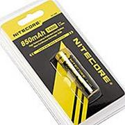 NiteCore 14500-battery NL1485, 850mAh button top Li-ion