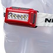 NiteCore NU10 lampe frontale légère rechargeable, rouge
