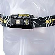 Nitecore NU25 linterna led de cabeza, negro