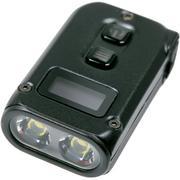 Nitecore TINI2, zwart, 500 lumen, sleutelhangerzaklamp