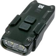 NiteCore TIP SE oplaadbare sleutelhangerzaklamp, zwart