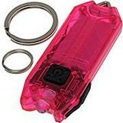 NiteCore Tube roze, oplaadbare LED-sleutelhangerzaklamp