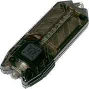 NiteCore Tube V2.0, oplaadbare sleutelhangerzaklamp, zwart