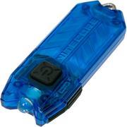 NiteCore Tube V2.0, oplaadbare sleutelhangerzaklamp, blauw