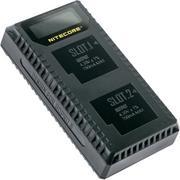 Nitecore UGP5 USB chargeur pour 2 accus GoPro Hero5