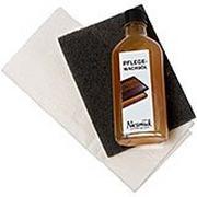 Nesmuk natuurlijke wasolie voor snijplanken, onderhoudsolie met doek