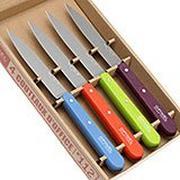 Opinel Set de 4 couteaux d'office N°112 Pop