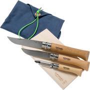 Opinel Nomad Cooking Kit 2177, picnic knife set