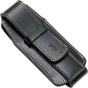 Opinel Chic Noir, étui ceinture en cuir