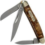 Old Timer Junior 108OTW Desert Ironwood slipjoint pocket knife