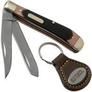 Old Timer Trapper met sleutelhanger 1130051, slipjoint zakmes