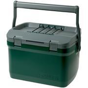 Stanley The Easy Carry Outdoor Cooler, nevera de exterior 15.1L, verde