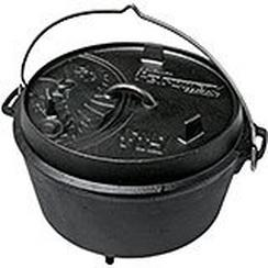 Petromax Dutch Oven ft9 with feet