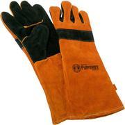 Petromax Aramid Pro 300 lederen handschoenen oranje