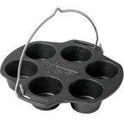 Petromax MF6 cast-iron muffin tin