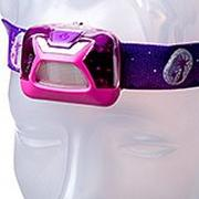 Petzl TIKKID hoofdlamp voor kinderen, roze