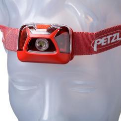 Petzl Tikkina E091DA01 head torch, red