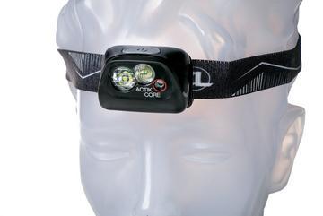 Petzl Actik Core E099GA00 lampe frontale, noire