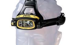 Petzl Duo Z2 Stirnlampe, E80AHB3, ATEX