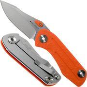 Real Steel Precision 3001 Orange 5122 zakmes, Poltergeist design