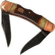 Rough Ryder Backwoods Bushcrafter Dual Backlock RR1842 pocket knife