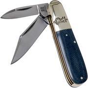 Rough Ryder Barlow Denim RR2191 Carbon slipjoint pocket knife