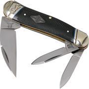 Rough Ryder Classic Carbon II Swayback RR2217 pocket knife