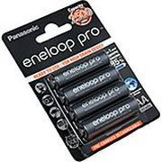 Panasonic Eneloop Pro 4x Ni-MH AA-batterijen, 2500 mAh