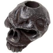 Schmuckatelli Emerson Skull Bead Black Oxidized