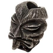 Schmuckatelli Kiko Tiki Bead Black Oxidized