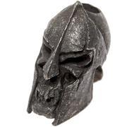 Schmuckatelli Spartan Skull Bead