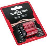SureFire CR123A batterijen, 2 stuks