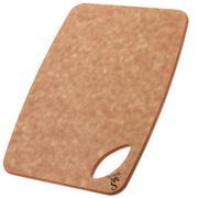 Sage cutting board H1520, 20x15 cm, natural
