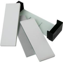 Shapton Glass Stone slijpsteenset korrel 500, 2000 en 8000 grit, 50308