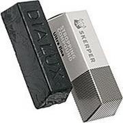 Skerper Schleifpaste schwarz, ultra fein