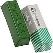 Skerper Stropping Compound medium, grün
