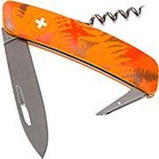 Swiza C01 Filix Schweizer Taschenmesser, orange