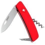 Swiza D01 Schweizer Taschenmesser - rot
