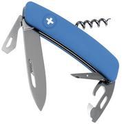Swiza D03 Schweizer Taschenmesser - blau