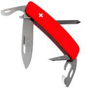 Swiza D04 Zwitsers zakmes, rood