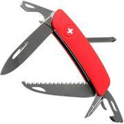 Swiza D06 Schweizer Taschenmesser, rot